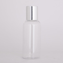 20ml small bottle PET plastic material with screw cap and spray all custom design