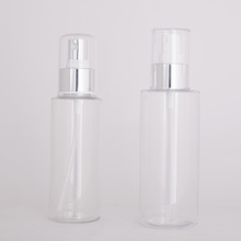 50ml plastic bottles with caps wholesale material PET or custom