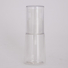 35 ml clear lotion pump bottle