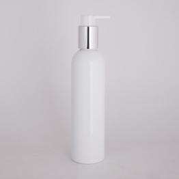 200ml round shampoo bottle dimensions