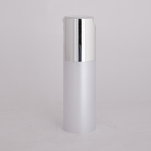 high quality 100 ml matte plastic facial lotion bottles with pump