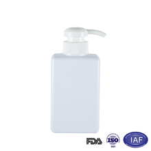 200ml hand wash bottle with Plastic pump