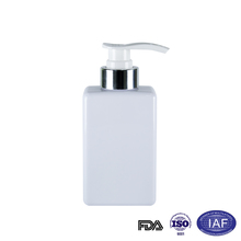 280ml white plastic shampoo bottle china