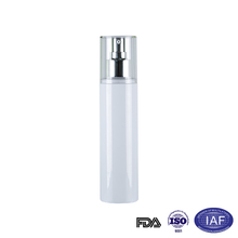 120ml cosmetic PET bottle with spray pump