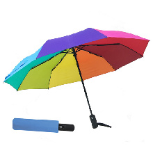 Dry Quickly Rainbow Umbrella