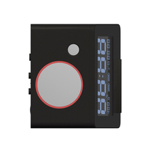 Mini Digital Music Alarm  Clock with Dual USB Charger C1mini