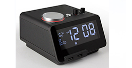 Worth getting a high appearance level bluetooth alarm clock stereo
