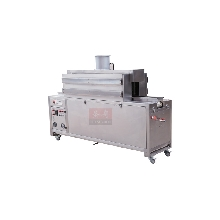 sleeve label shrink tunnel machine