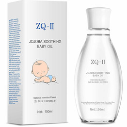 Jojoba Baby Soothing Oil