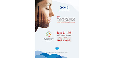 Yasha ZQ-II are very honored to attend 24th World congress of Dermatology In Milan, Italy