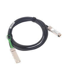 56G QSFP FDR Direct Attach Cable Passive Twinax DAC Cable