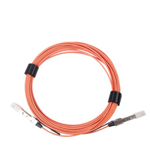 56Gbps QSFP+ Active Optical Cable Singlemode PSM4 10-Meter