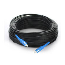 100M Outdoor Singlemode GJXYCH FTTH Drop Cable Patch Cord