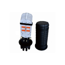 Outdoor Arial Dome Horizontal fiber optic splice closure