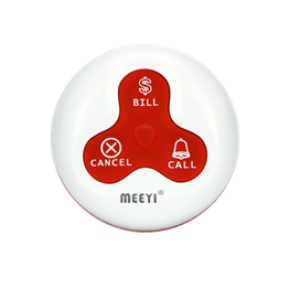 Y-A3  Wireless Restaurant Waiter Calling System Call Button