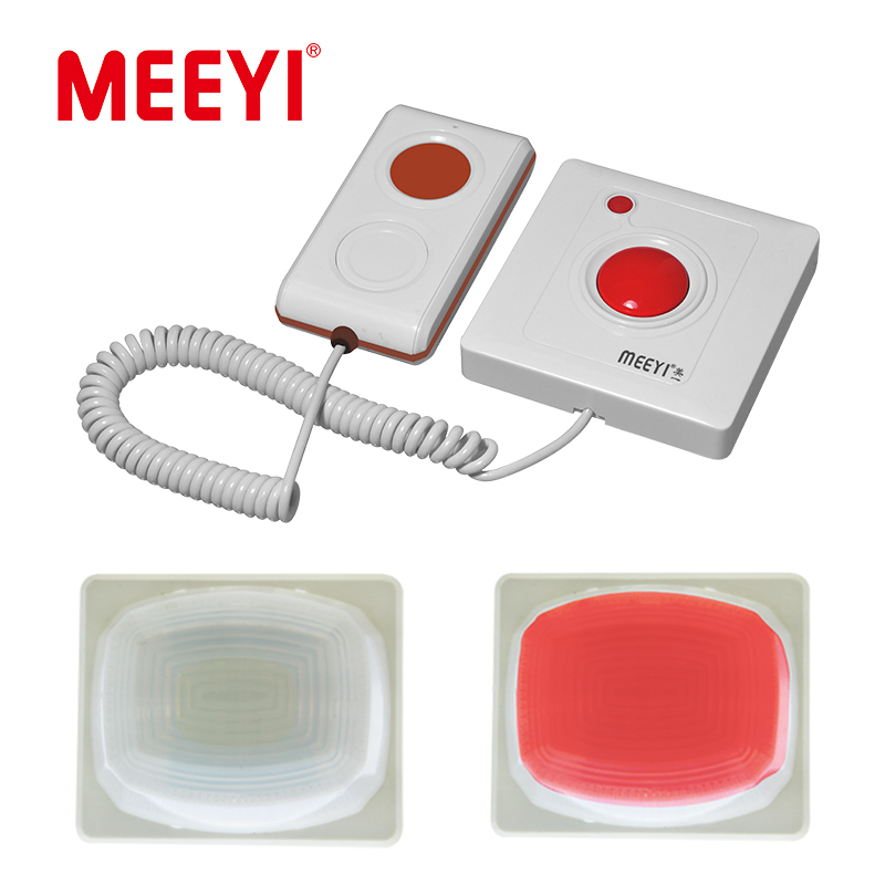 hospital wireless nurse call button for elderly alert light system hospital wireless call system medical emergency call hospital patient call button system hospital patient elderly nurse call hospital panic button for child elderly