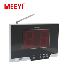 Y-99P Restaurant Wireless Service Calling System Counter Number Display Receiver