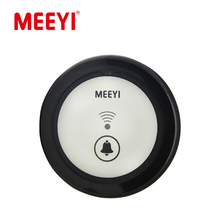 Y-B11 Wireless Restaurant Calling System 1-Key Button For Customer Calling