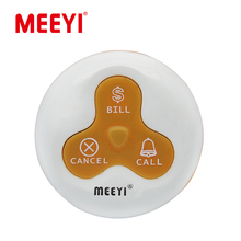 Y-A3-WJ Calling Waiter System Customer Wireless Call Button