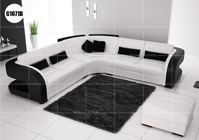 Product milano g1071b corner sofa sofa prado modern for Product designer milano