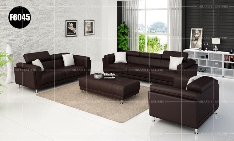 Product - MILANO F6045 1+2+3 SOFA SET,SOFA,L shape Leather ...