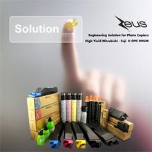 Photo Copier Toner Kit for Ricoh, Kyocera, Minolta, Canon, Xerox, Toshiba