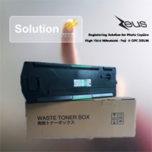 Waste toner container for Ricoh MP C2503 2004 MPC3003  3503 MPC4503 5503 6003