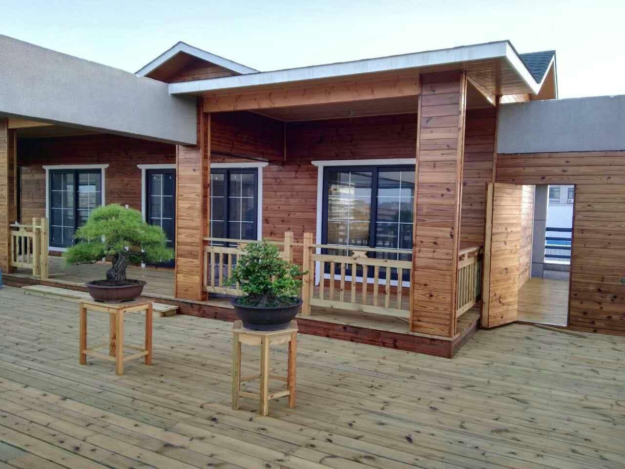 maison prfabrique bois la noblesse et la chaleur du bois massif maintenant abordable maison. Black Bedroom Furniture Sets. Home Design Ideas