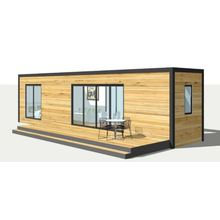 Shipping Flexible Container Home
