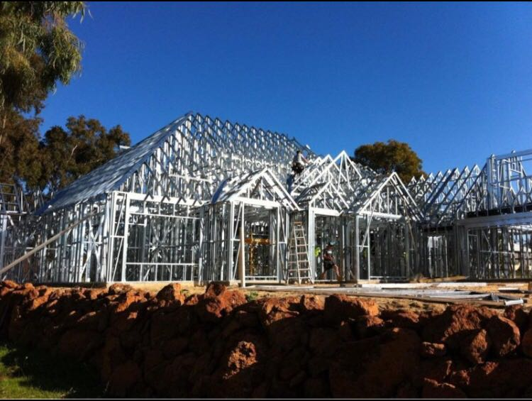 Light Steel Structure Houses-151161653493