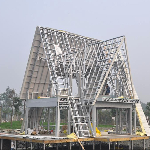 lightweight steel frame construction