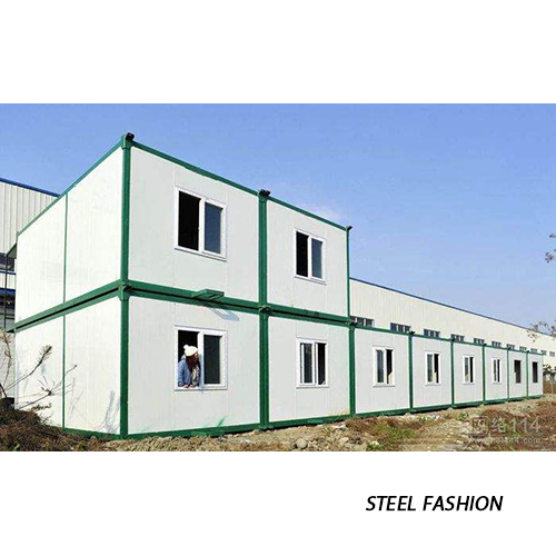 Light Steel Frame Structures use for warehouse
