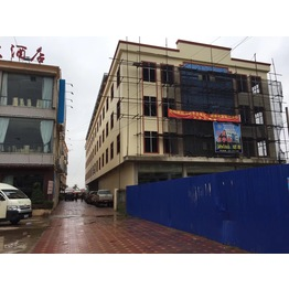 Hot sell chinese steel structure hotel(building)