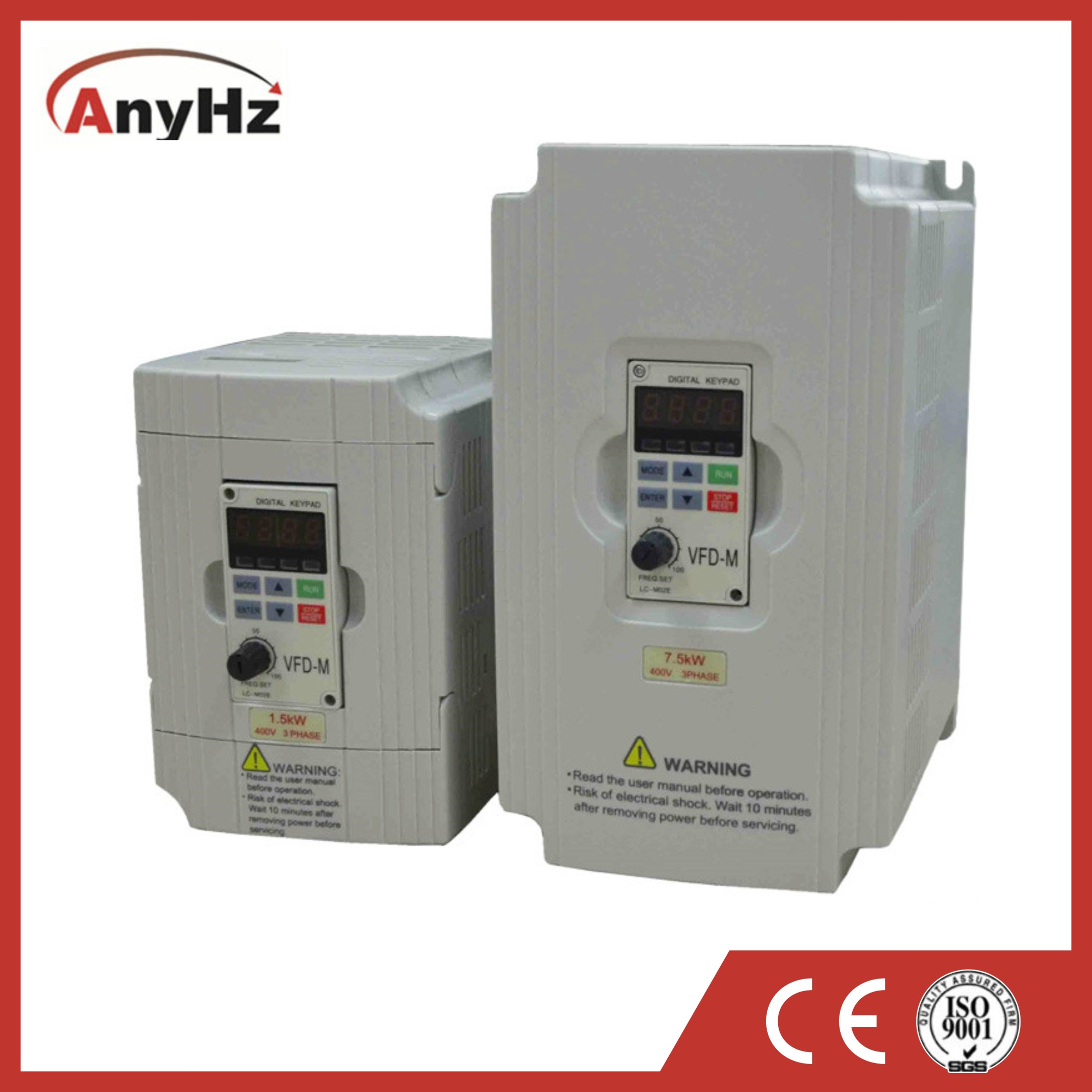 Product low cost distributor of vfd controller for ac for Vfd for three phase motor