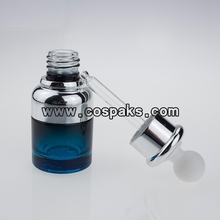 DB25-20ml Blue dropper bottles wholesale