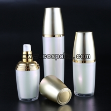 LA313 cosmetic pump bottles wholesale