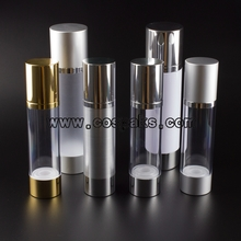 ZA22 Aluminum Base BB Cream Pump Airless Packaging