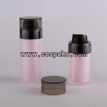 30ml 50ml BB Cream Plastic Bottle with Airless Pump ZA216