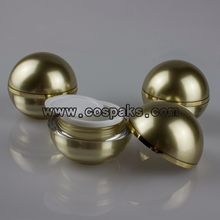 15ml gold empty containers for sale