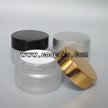 15g Wholesale Glass Jars with Aluminum Lids JGX21A