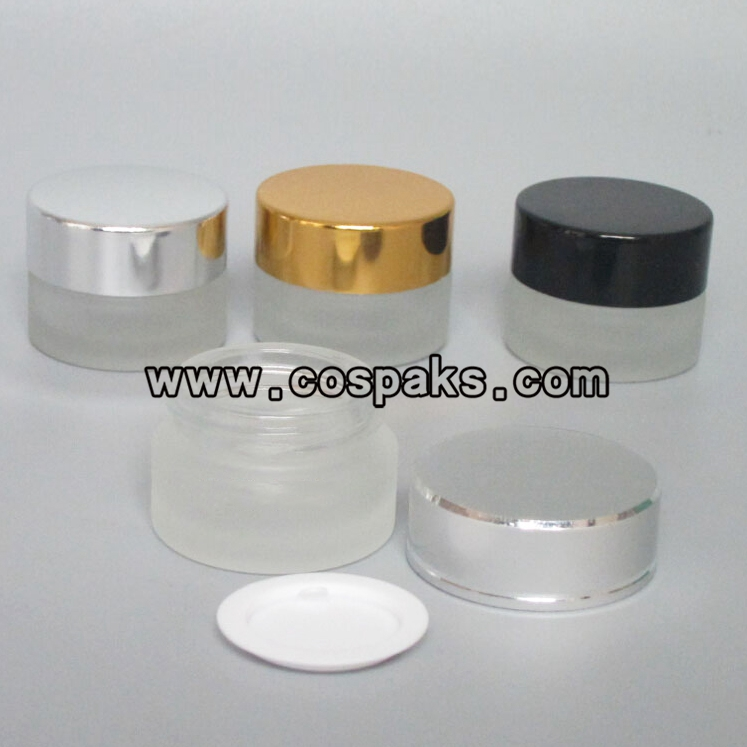 5ml Small Glass Container for Cream JGX21A products dropper bottle