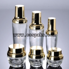 50ml Empty Cosmetic Glass Jars for Day Cream JGX40