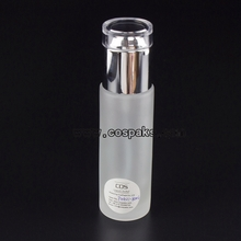 80ml Glass Mist Pump Bottles for Skin Toner PXG21