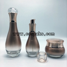 glass lotion containers