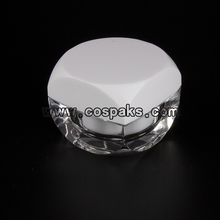 acrylic cosmetic containers