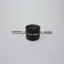 nail container black  PG001-8ml