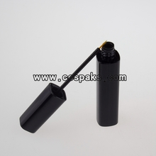 Square Cosmetic Plastic Black Eyeliner Tube 8ml