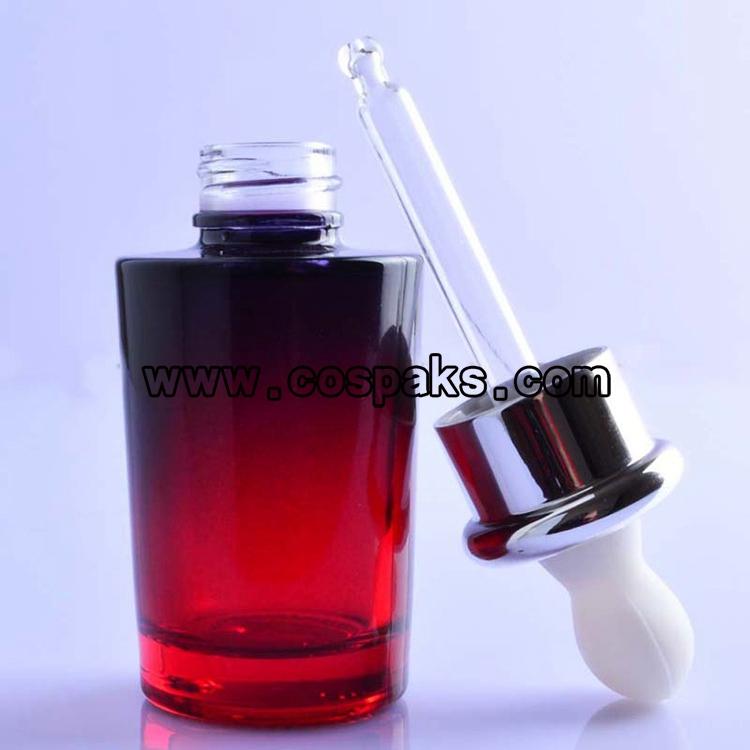 Bottle With Dropper Db30 50ml Essence Dropper Bottle