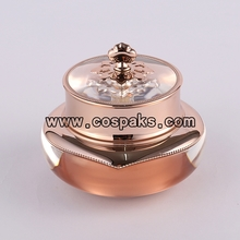 luxury cosmetic jar  JA201
