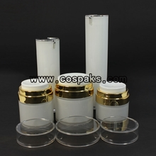 Airless Serum Packaging ZA100 & ZA21